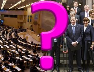 skillnaden mellan regering och riksdag