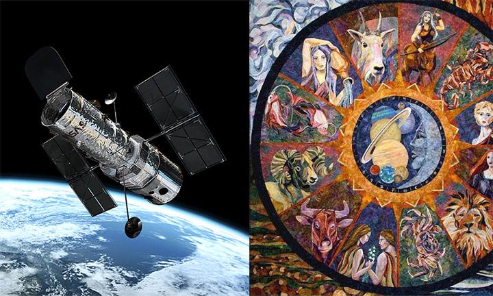 Skillnad mellan astronomi och astrologi