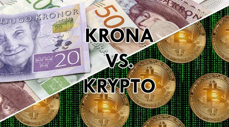 Skillnad mellan vanlig valuta och kryptovaluta